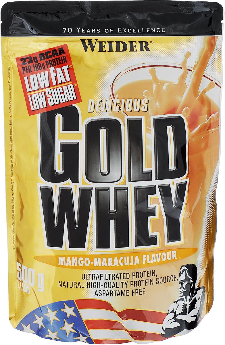 """������� ������������ Weider """"Gold Whey"""", �����-��������, 500 �"""