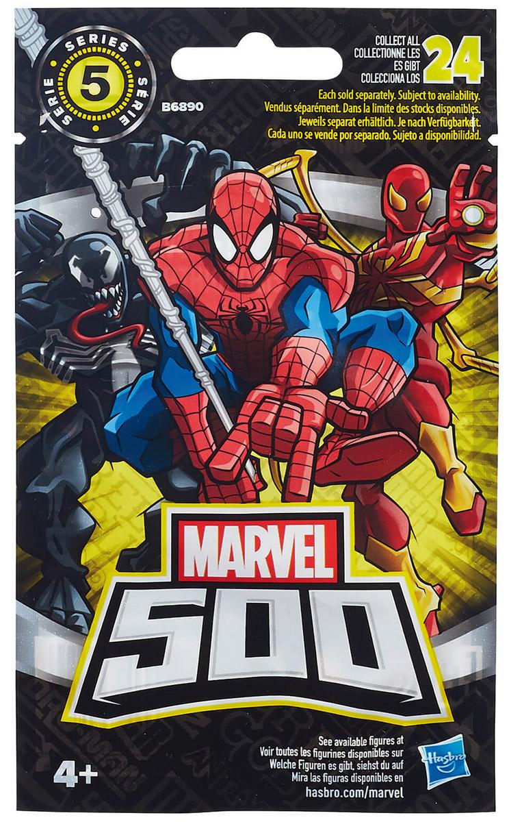 Avengers Фигурка Marvel Series 5B2981_B6890Фигурки супергероев Marvel в закрытой непрозрачной упаковке - это подарок, который интригует, заставляет с нетерпением ожидать момента открытия и подогревает коллекционерский азарт! Ведь узнать, фигурка какого героя скрывается в упаковке, совершенно невозможно до тех пор, пока не вскроете пакет! В ассортименте все самые популярные герои комиксов, мультсериалов и фильмов о Мстителях Marvel: Железный Человек, Человек-Паук, Халк, капитан Америка, Тор и многие другие. Всего в коллекции 24 разные игрушки. Все фигурки имеют весьма динамичные позы, демонстрируют характерные для персонажа жесты и оружие, благодаря чему игрушки отлично смотрятся на полке и вполне могут быть использованы в играх. Игрушки выполнены из пластика, достаточно детализированы, герои хорошо узнаваемы.