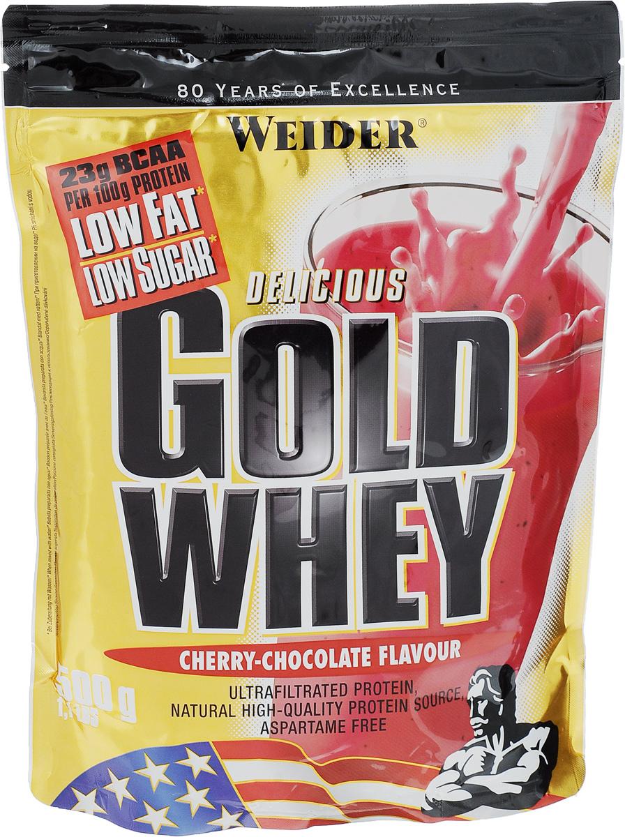 """������� ������������ Weider """"Gold Whey"""", �����-�������, 500 �"""