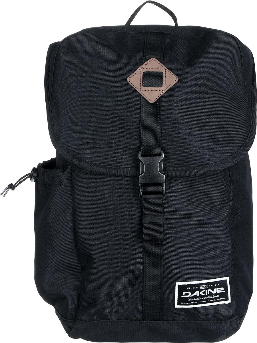 Рюкзак Dakine DK RANGE 24L BLACK. 1000042400116611 10000424Городской однообъемный рюкзак. С карманом для ноутбука ( до 15) внутри и карманом для iPad.