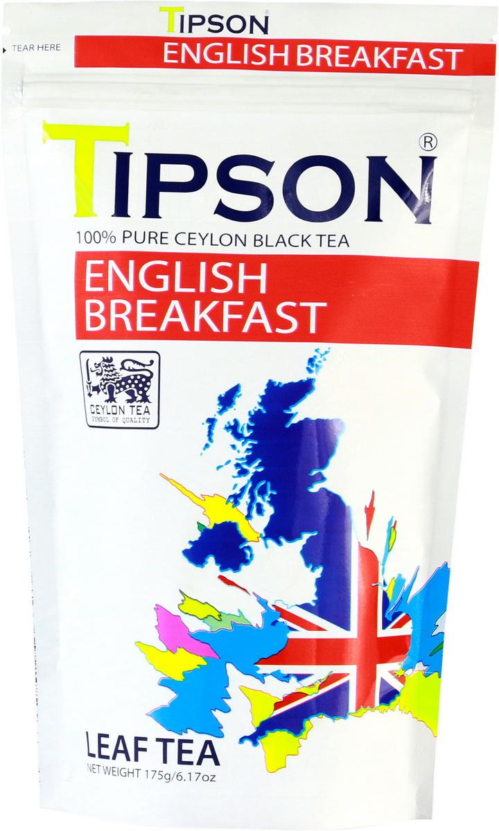 """Невозможно представить классический английский завтрак без чая. """"TIPSON"""" поддерживает эту традицию, развивает её и дополняет новаторским подходом."""