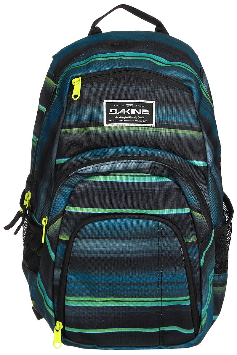 Рюкзак Dakine DK CAMPUS 25L HAZE. 0813005600116668 08130056Городской рюкзак с отделением для ноутбука ( до 14). Карман-органайзер, карман-термос, карман-сетка снаружи. Карман для очков из мягкого флиса.