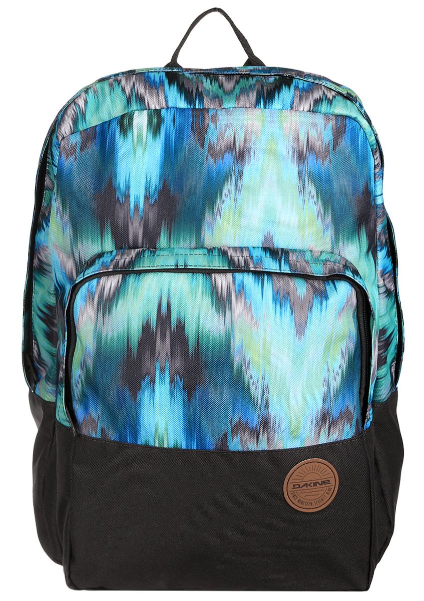 Рюкзак женский Dakine DK WOMENS CAPITOL PACK 23L ADONA. 0821005900117060 08210059Городской женский рюкзак с отделением для ноутбука ( до 15). Один внешний карман.