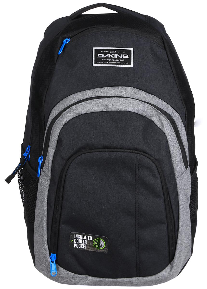 Рюкзак Dakine DK CAMPUS 33L TABOR. 0813005700116677 08130057Городской рюкзак с отделением для ноутбука ( до 15). Карман-органайзер, карман-термос, карман-сетка снаружи. Карман для очков из мягкого флиса.