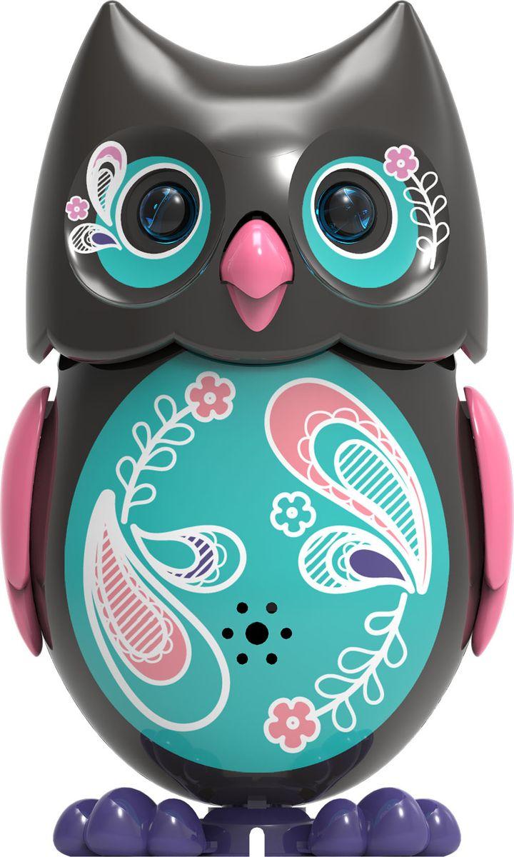DigiBirds Интерактивная игрушка Сова с кольцом 88285-888285-8