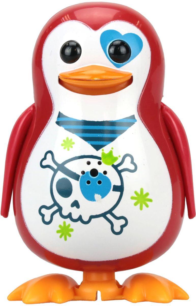 DigiBirds Интерактивная игрушка Пингвин с кольцом Пират88333-2