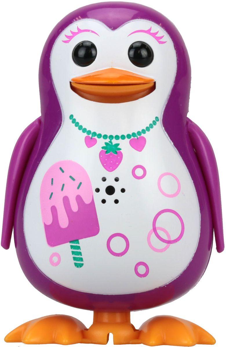 DigiBirds Интерактивная игрушка Пингвин с кольцом Сластена88333-4
