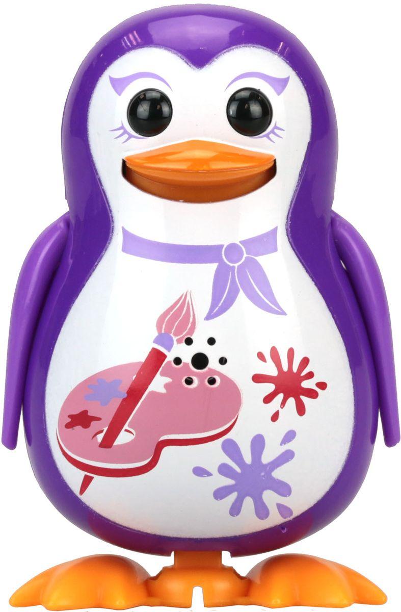 DigiBirds Интерактивная игрушка Пингвин с кольцом Художник88333-5