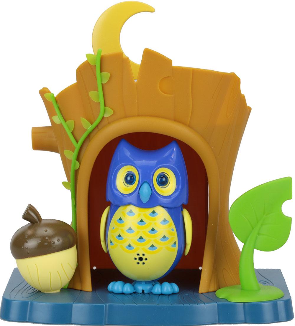 DigiBirds Интерактивная игрушка Сова с домиком 88359-188359-1