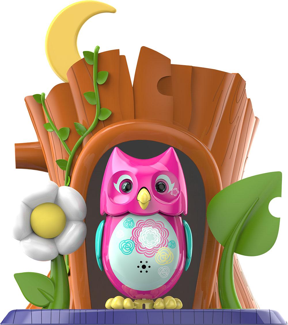 DigiBirds Интерактивная игрушка Сова с домиком 88359-288359-2