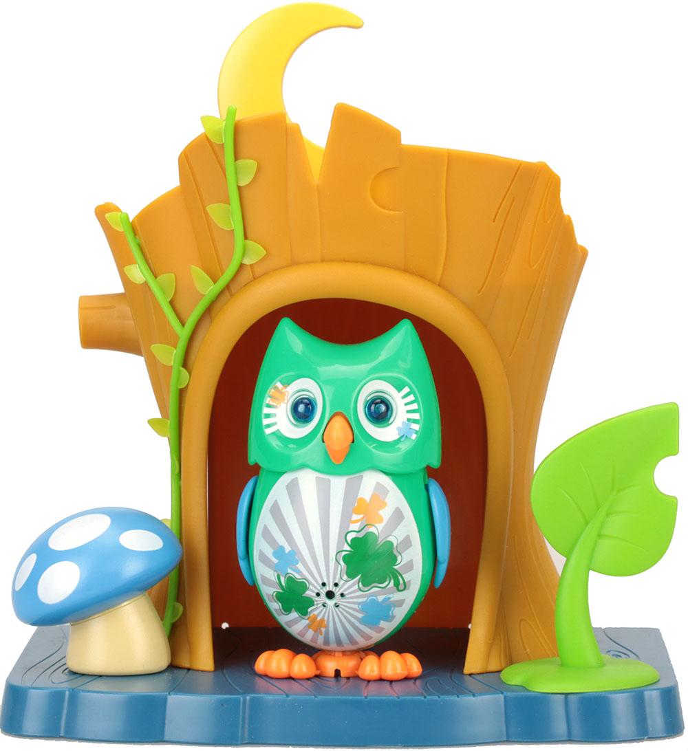 DigiBirds Интерактивная игрушка Сова с домиком 88359-388359-3