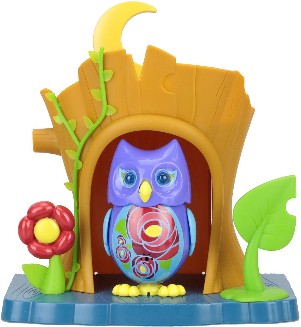 DigiBirds Интерактивная игрушка Сова с домиком 88359-588359-5