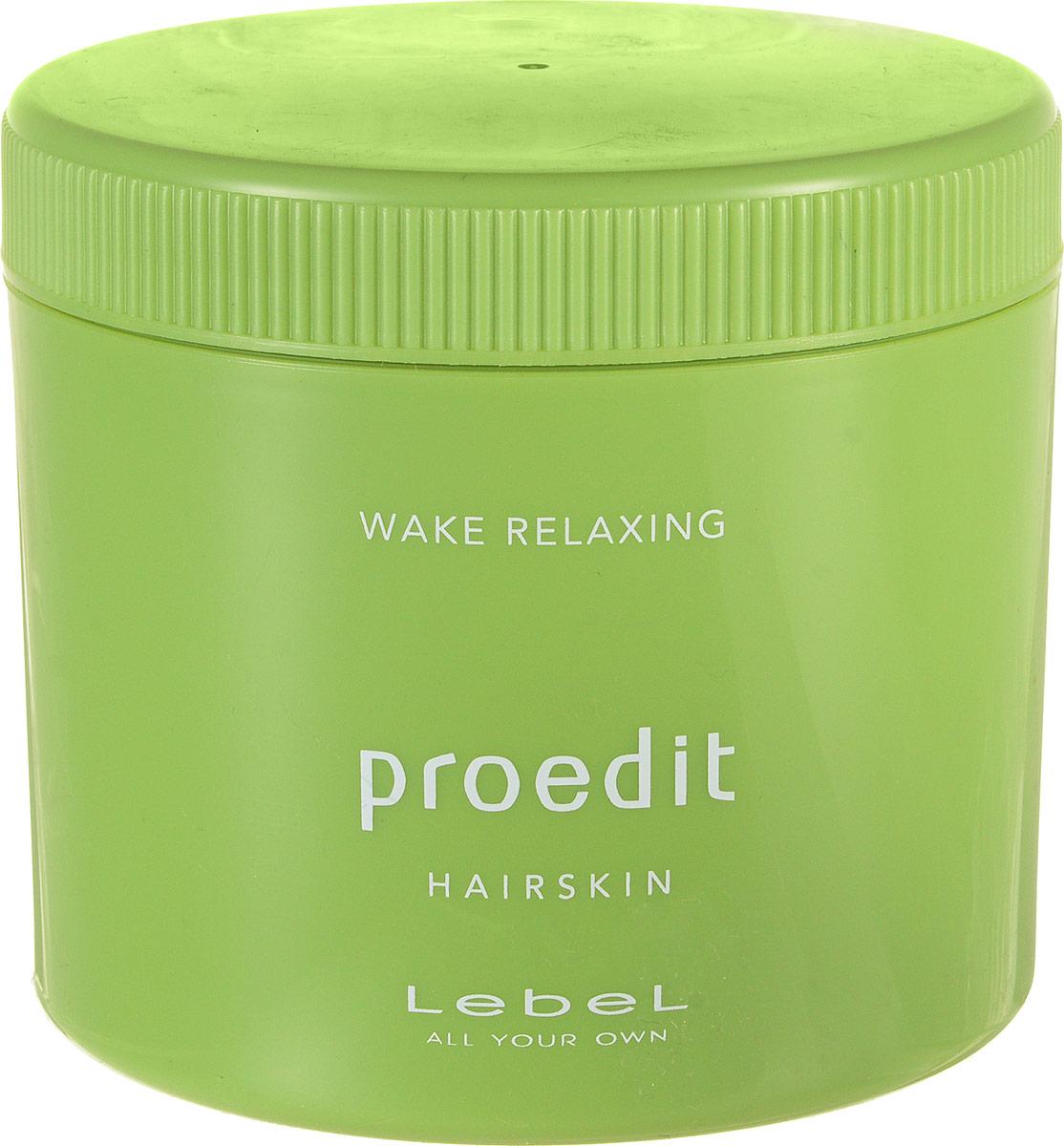 Lebel Proedit Крем для волос Пробуждение Hairskin Wake Relaxing 360 г3785лпКрем для волос «Пробуждение» Lebel Proedit Hairskin: Стимулирует рост волос. Снимает мышечное напряжение кожи головы. Придаёт волосам эластичность, гладкость, блеск. Делает волосы послушными, податливыми укладке. Идеален для жёстких и сухих волос. SPF 10.