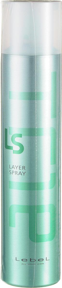 Lebel Trie Спрей эластичной фиксации для укладки волос Layer Spray 6 170 г1926лпСпрей для укладки Lebel Trie: Для создания легких объемных укладок на мягких и тонких волосах. Для создания слоистой укладки, для причесок типа «стружка». Придает укладке законченный вид и сохраняет ее на протяжении длительного времени. Защищает волосы от термического воздействия. Защищает от негативных факторов окружающей среды. Степень фиксации от легкой до сильной. SPF 15.