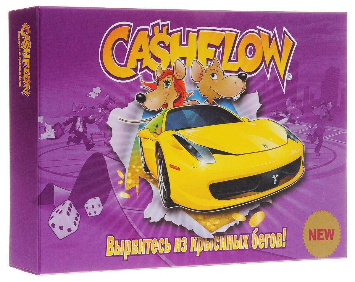 Cashflow Настольная игра Денежный поток 101. Как вырваться из крысиных бегов (издание 2016 года)Настольная бизнес-игра Денежный поток 101.Как вырваться из крысиных беговВ 1997 году настольная игра CASHFLOW 101 была создана для того, чтобы научить нас делать по-настоящему большие деньги. В 2016-м игра CASHFLOW была усовершенствована для абсолютно нового поколения. Игра поможет вам вырваться из крысиных бегов Распрощайтесь с крысиными бегами раз и навсегда, начав играть в CASHFLOW! Вы сможете приобретать недвижимость, акции, бизнесы, драгоценные металлы и многое другое. Вы будете играть не только друг против друга, но также против рынка недвижимости, против фондовой биржи и даже против самой матушки-природы. Начав как обычный служащий, работающий с девяти до пяти (что отнюдь не весело), вы получите шанс собрать арсенал активов и достичь баснословного богатства. Новая игра CASHFLOW стала более прогрессивной и интерактивной, тем самым отвечая потребностям современного общества. Каждая карточка может запросто изменить весь ход игры, а каждая сделка сулит максимум возможностей. Может ли...