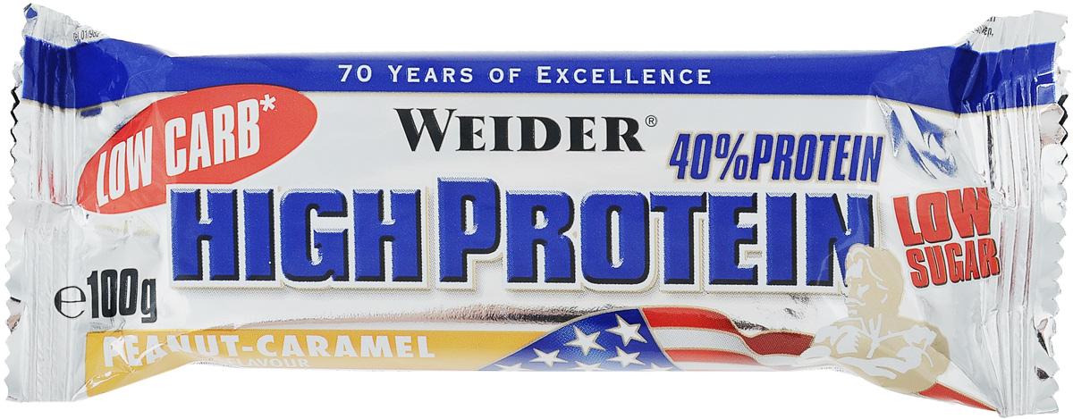 Батончик протеиновый Weider
