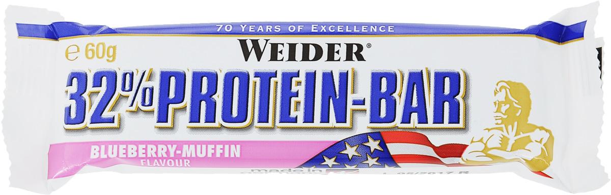 """�������� ����������� Weider """"32% Protein-Bar"""", �������-������, 60 �"""