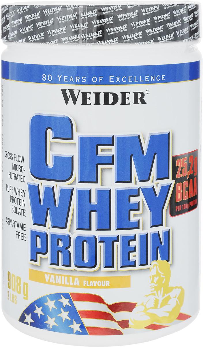 Изолят сывороточного протеина Weider