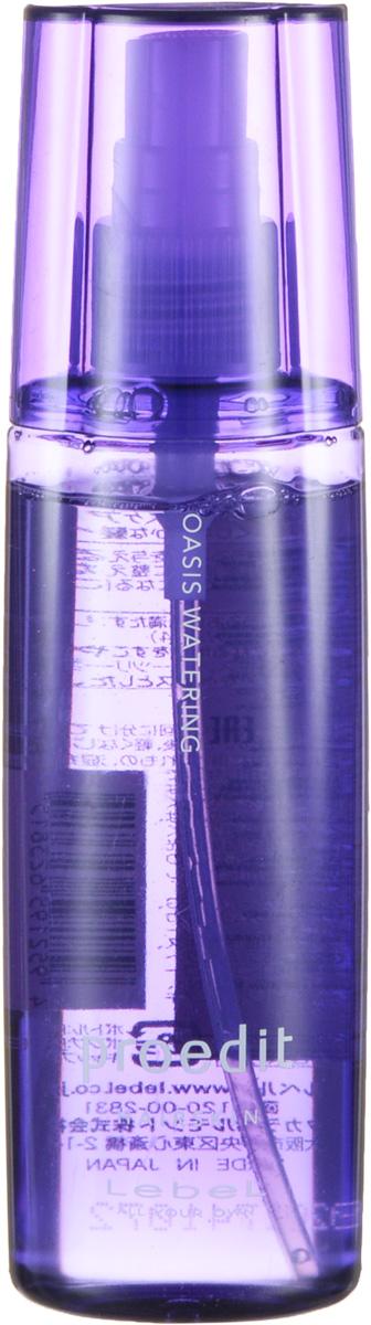 Lebel Proedit Увлажняющий лосьон Оазис Hairskin Oasis Watering 120 г3815лпНасыщает кожу головы и волосы живительной влагой. В основе лосьона лежит компонент Lipidure, способность которого сохранять влагу, превосходит возможности гиалуроновой кислоты. Lipidure обладает сильным увлажняющим действием и свободной растворимостью в воде. Он глубоко проникает в кожу головы и волосы, сохраняя здоровый гидролипидный баланс. Увлажняющий лосьон «Оазис» Lebel Proedit Hairskin имеет приятный холодящий, бодрящий аромат. В состав входит: Бергамот - помогает справиться с депрессией и беспокойством, поднимает настроение. Мандарин - улучшает настроение, радует. Зеленый чай - освежающий, легкий аромат. Лемонграсс - поднимает настроение, бодрит. Чабрец (тимьян) - аромат, наполняющий энергией.