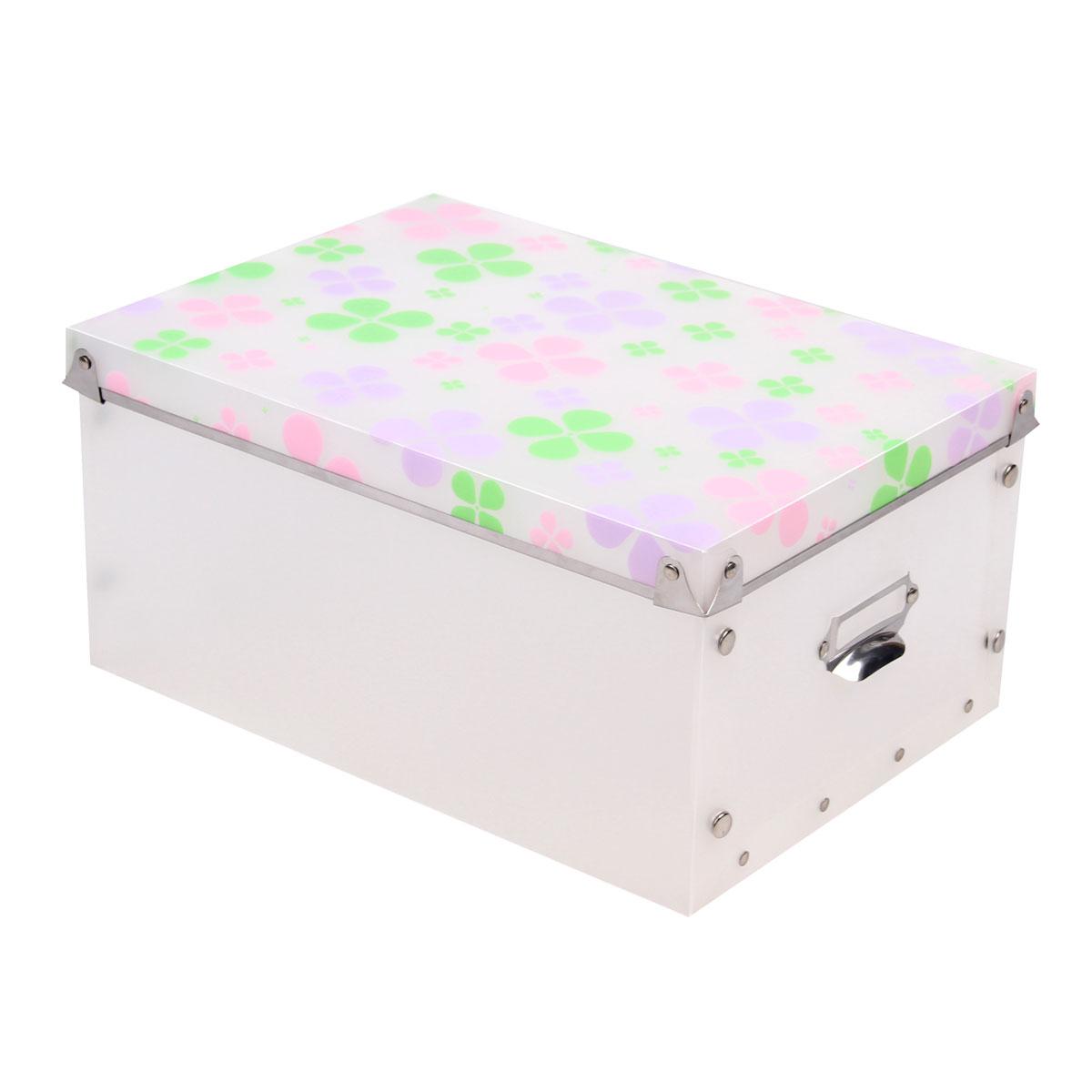 Короб для xранения Miolla, 30 x 40 x 19 см. SBB-04SBB-04Вместительный короб для хранения создан, чтобы навести порядок в вашем доме. Он бережно сохранит важные документы или просто дорогие сердцу мелочи. Оригинальный дизайн с полосатым орнаментом прекрасно подойдет для любого интерьера, будь то офис или книжный шкаф в загородном доме.