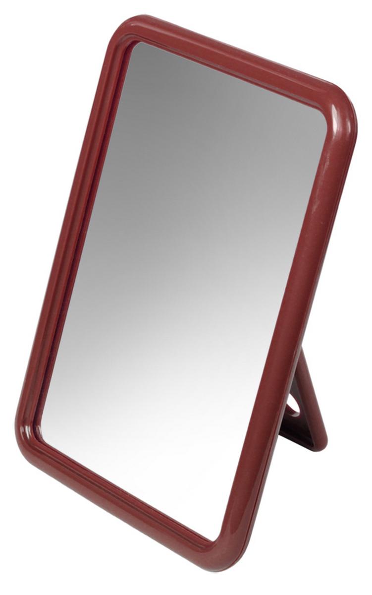 Silva Зеркало настольное, прямоугольное, цвет: коричневыйSZ 587Зеркало односторонее Silva