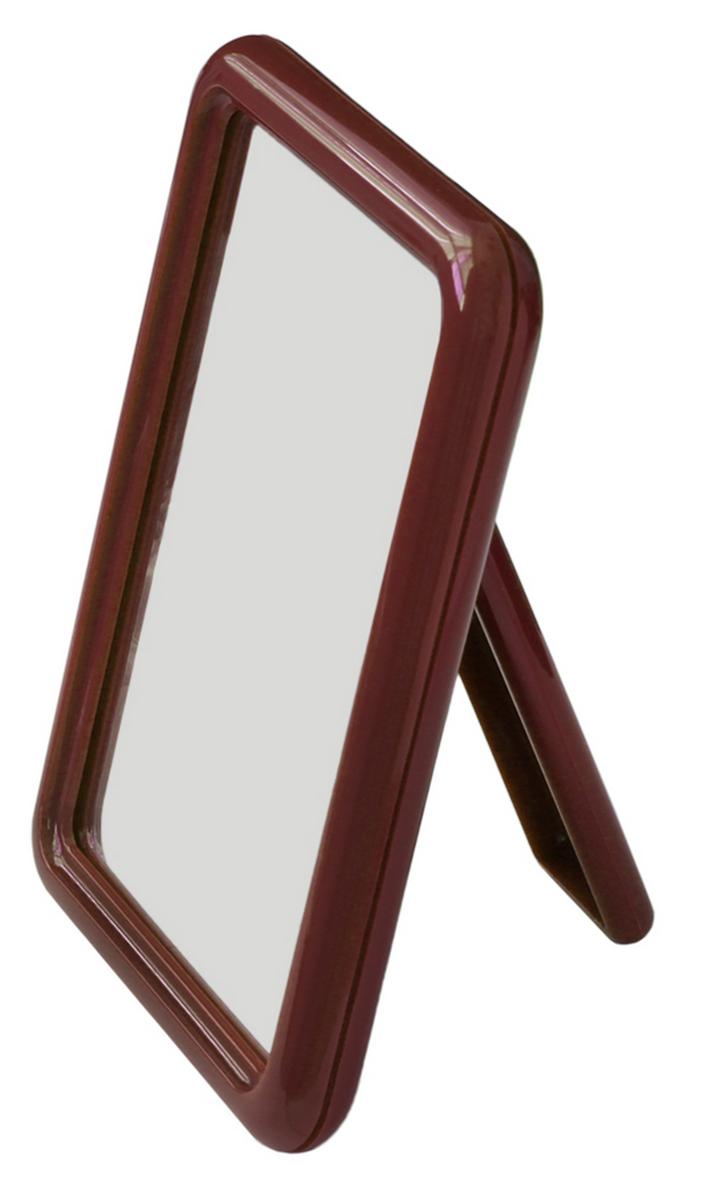 Silva Зеркало настольное, одностороннее, цвет: коричневыйSZ 590Зеркало односторонее Silva