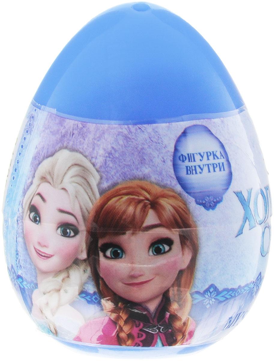 Mystery Egg Яйцо с фигуркой Холодное сердце280278-PCХолодное сердце - это анимационный мультфильм, невероятно популярный среди миллионов девочек во всем мире. Он повествует о двух сестрах - Анне и Эльзе, и их увлекательных приключениях. Мультфильм рассказывает об истинной любви, преданности и отваге. С игрушкой Mystery Egg вы можете собрать собственную коллекцию фигурок персонажей мира Холодное сердце. В ассортименте 6 фигурок: Анна, Эльза, Кристоф, Олаф, Свен и Ханс. Они поставляются в непрозрачной упаковке - яйце-сюрпризе, поэтому вы не сможете угадать, какой именно персонаж достанется вам на этот раз! Вы можете обмениваться недостающими героями со своими друзьями, чтобы собрать полную коллекцию - это так интересно!