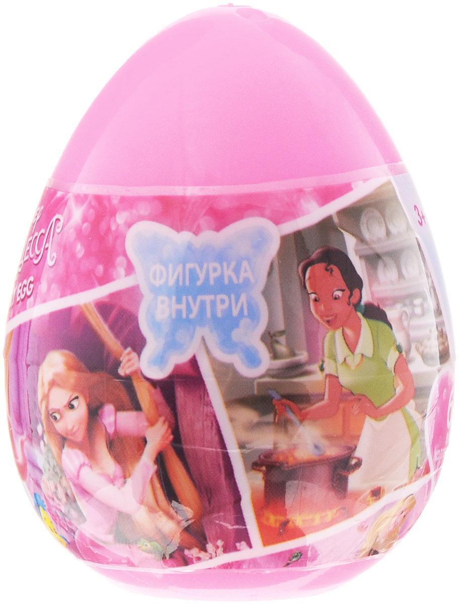 Mystery Egg Яйцо с фигуркой Принцессы280285-PCС игрушкой Mystery Egg вы сможете собрать собственную, уникальную коллекцию фигурок принцесс Диснея! Фигурки упакованы в непрозрачное пластиковое яйцо, поэтому вы не сможете угадать, какая именно героиня попадется вам! В этом и заключен основной интерес игрушек - ими можно меняться с друзьями, собирая полную коллекцию! В ассортименте представлены персонажи любимых мультфильмов миллионов девочек во всем мире: Золушка, русалочка Ариэль, длинноволосая Рапунцель, восточная красавица Жасмин, Белоснежка и Белль. Они одеты в свои привычные наряды и легко узнаваемы. Фигурки выполнены из пластика. В каждом яйце находится одна фигурка.