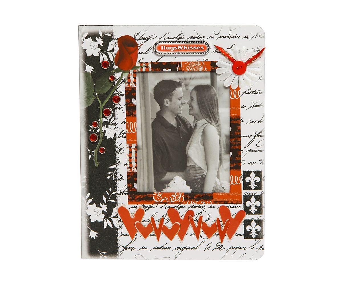 Фотоальбом HomeMaster Любовь, цвет: мультиколор, 60 фото, 21 х 17 х 4 см. JX-AM3210JX-AM3210Фотоальбом (ЛЮБОВЬ) выполнен в модном направлении SCRAPBOOK. Профессиональные декораторы создают настоящий шедевр вручную украшая альбом и создавая объемный декор. На внутренних страницах, есть возможность делать памятные записи.