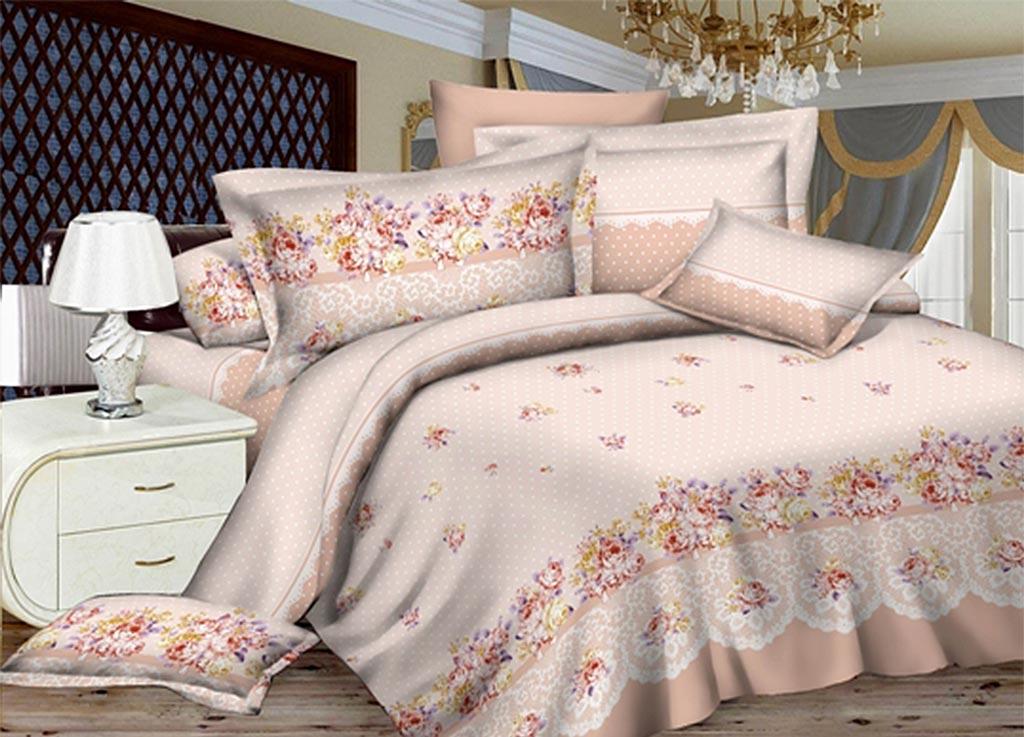 Комплект белья Primavera Classic Этюд, 1,5-спальный, наволочки 70x7088253Комплект постельного белья Primavera Classic Этюд является экологически безопасным для всей семьи, так как выполнен из высококачественного сатина (100% хлопка). Комплект состоит из пододеяльника на молнии, простыни и двух наволочек. Постельное белье оформлено ярким рисунком цветов и имеет изысканный внешний вид. Сатин - производится из высших сортов хлопка, а своим блеском и легкостью напоминает шелк. Постельное белье из сатина превращает жаркие летние ночи в прохладные и освежающие, а холодные зимние - в теплые и согревающие. Приобретая комплект постельного белья Primavera Classic Этюд, вы можете быть уверенны в том, что покупка доставит вам и вашим близким удовольствие и подарит максимальный комфорт.