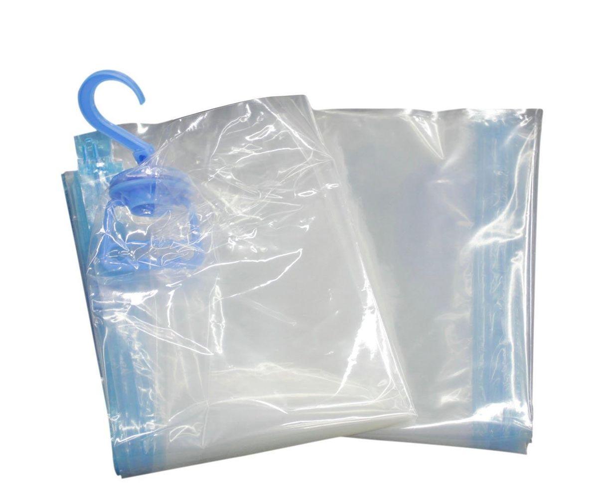 Вакуумный пакет HomeMaster, цвет: прозрачный, 70 х 105 х 1 смSO-255 / 70X105Вакуумный подвесной компрессионный чехол предназначен для компактного хранения и транспортировки постельного белья, одежды, мягких игрушек. Позволяет уменьшить объём занимаемого пространства на 80%. Работает со всеми видами пылесосов. Вакуумный пакет позволяет защитить находящуюся в нём вещь от воды, грязи, пыли, насекомых, плесени, запаха. Вакуумный чехол применяется для любого вида ткани и материала. Пакеты изготовлены из полиэтилена высокой плотности.