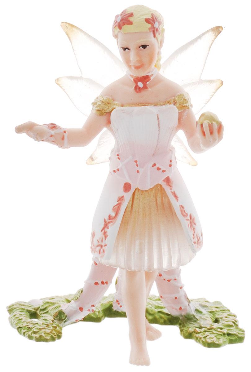 Schleich Фигурка Эльфийка Лилия70462Фигурка Schleich Эльфийка Лилия станет прекрасным подарком для вашего ребенка. Она выполнена из каучукового пластика в виде милой девушки с крыльями. Детали фигурки четкие и максимально детализированы, что привлекает внимание детей, которые с огромным удовольствием будут играть с ней в ролевые игры. Такая фигурка непременно понравится вашему ребенку и станет замечательным украшением любой коллекции. Эльфийка Лилия - это прелестная юная жительница сказочной страны Баяла. Она любит играть со своими друзьями в золотой мяч. Юные эльфы бросают мяч высоко в воздух и стараются в полете его поймать. В игре эльфы похожи на маленьких звездочек.