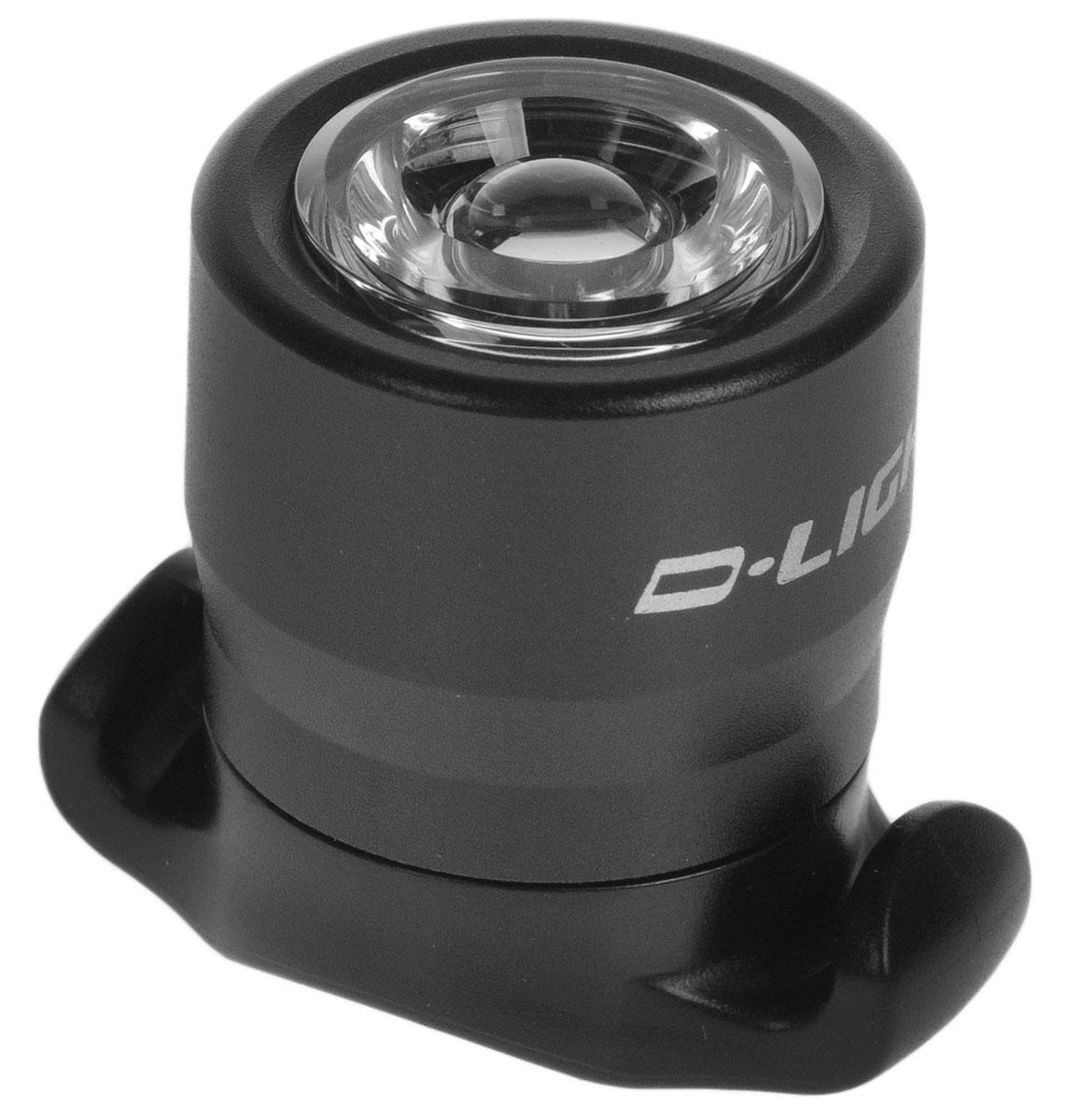 Фонарь велосипедный D-Light CG-212W, габаритный, передний, цвет: черныйCG-212W-BlackПередний габаритный велофонарь D-Light CG-212W предназначен для обеспечения большей безопасности при поездках в темное время суток. Он легко крепится и снимается без дополнительных инструментов. Корпус изделия выполнен из прочного алюминия. Фонарь имеет 2 режима: мигание и постоянное свечение. Он водонепроницаем, имеет один SMD белый светодиод. Фонарь питается от 2 батарей типа CR2032 (входят в комплект). Время свечения: 30 ч. Время мигания: 90 ч. Диаметр фонаря: 2,7 см. Высота фонаря: 3,5 см.