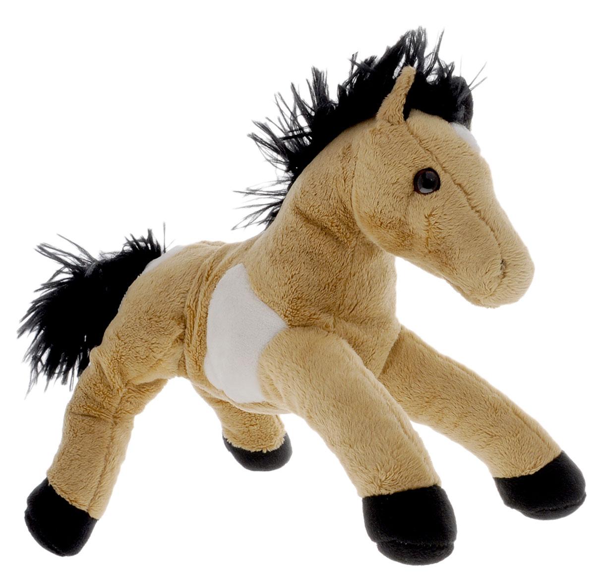 Fancy Мягкая игрушка Лошадь пятнистая 31 смDA-2872Очаровательная мягкая игрушка Fancy Лошадь пятнистая принесет радость и подарит своему обладателю мгновения нежных объятий и приятных воспоминаний. Глаза игрушки выполнены из пластика. Игрушка обладает стильным и неповторимым дизайном, необычной формой и расцветкой. Мягкая игрушка Fancy Лошадь пятнистая изготовлена из экологически чистых материалов, не деформируется и не теряет внешний вид после длительного использования. Великолепное качество исполнения делает эту игрушку чудесным подарком к любому празднику, как для ребенка, так и для взрослых.