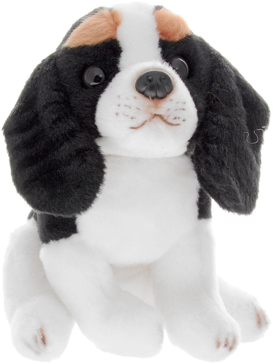 Fancy Мягкая игрушка Собака Эля 14,5 смJD-1547BDОчаровательная мягкая игрушка Fancy Собака Эля принесет радость и подарит своему обладателю мгновения нежных объятий и приятных воспоминаний. Глаза и нос игрушки выполнены из пластика. Игрушка обладает стильным и неповторимым дизайном, необычной формой и яркой расцветкой. Мягкая игрушка Fancy Собака Эля изготовлена из экологически чистых материалов, не деформируется и не теряет внешний вид после длительного использования. Великолепное качество исполнения делает эту игрушку чудесным подарком к любому празднику, как для ребенка, так и для взрослых.