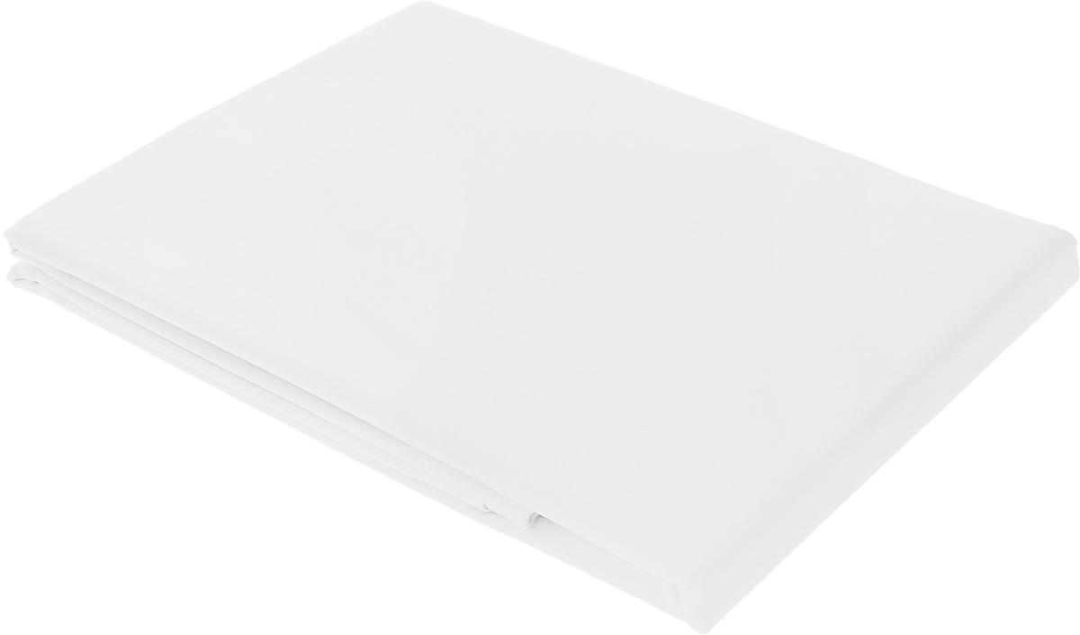 Простыня Togas Плаза, 240х270 см, цвет: белый30.10.52.0281