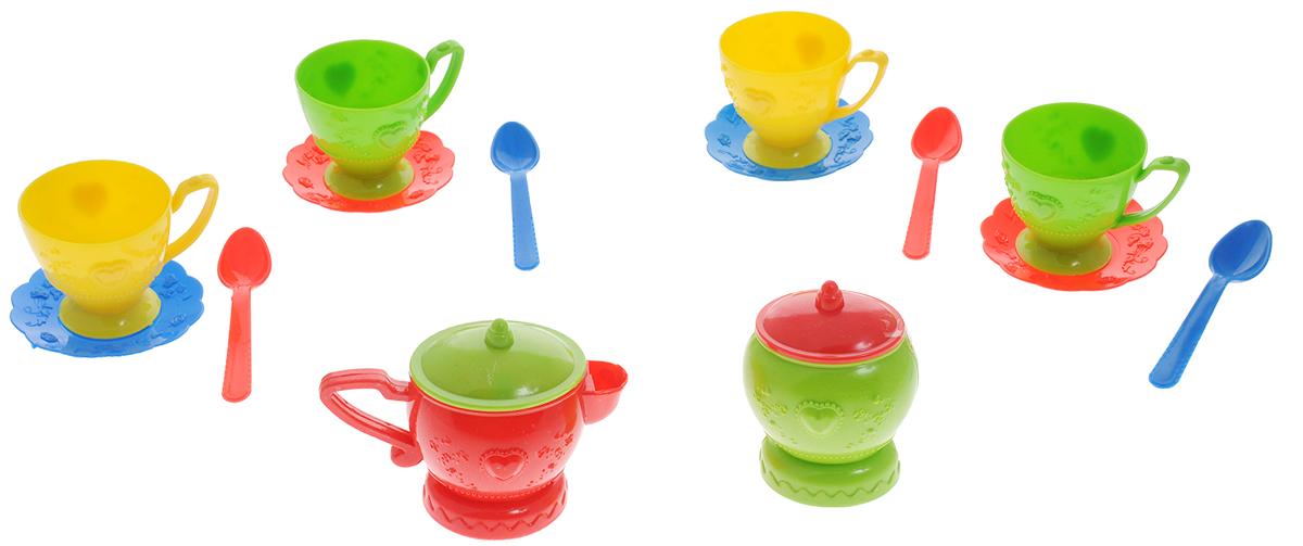 ABtoys Игрушечный кухонный набор 14 предметов ( PT-00202ст )