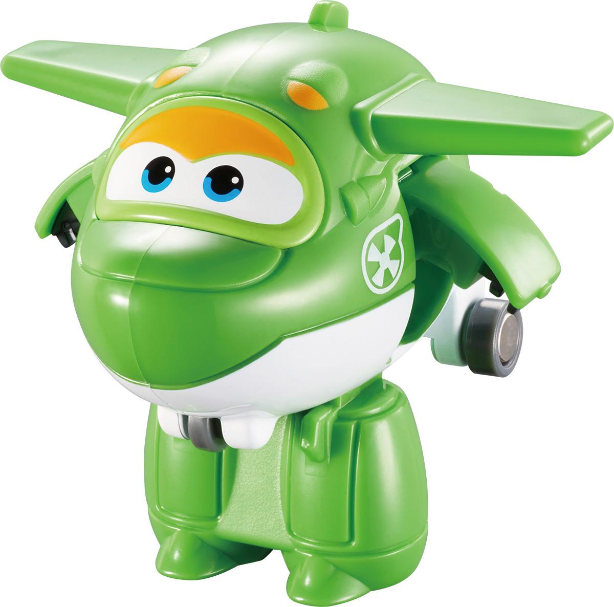 Super Wings Мини-трансформер МираYW710080Мини-трансформеры - самые маленькие трансформеры Супер крылья. Каждый герой элементарно трансформируется в робота и обратно в три шага.