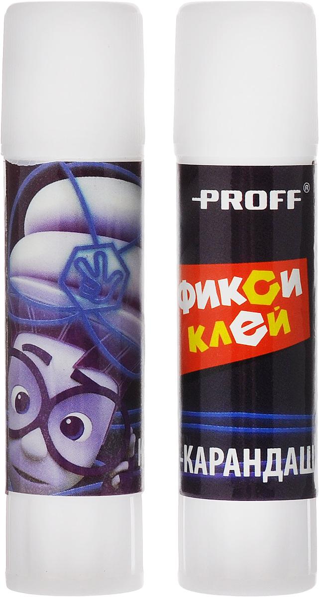 Proff Клей-карандаш Фиксиклей 2 шт FX16-GS