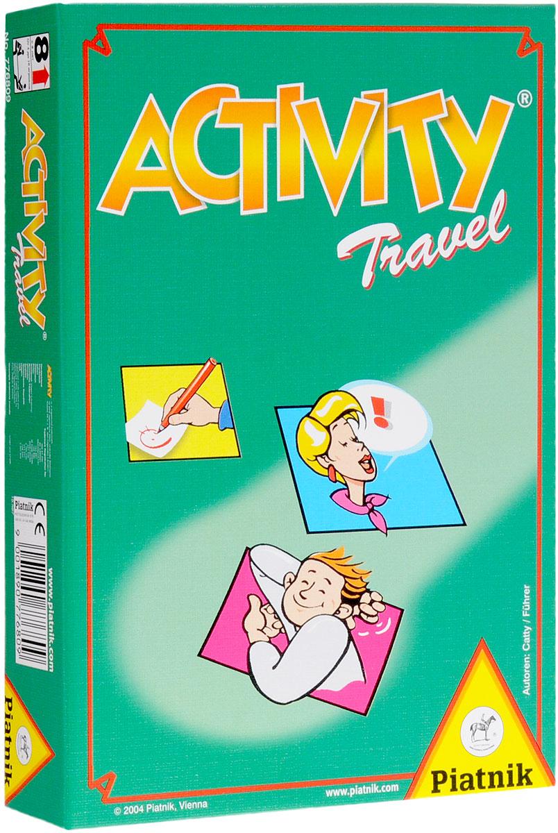 Piatnik Настольная игра Activity Travel