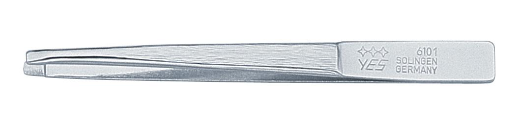 Becker-Manicure YES Пинцет прямой 8см. 9610196101Пинцет прямой изготовлен из высокоуглеродистой стали и предназначен для коррекции бровей, удаления волос и заноз. Длина пинцета 8 см. Хранить в сухом недоступном для детей месте. Замена изделия не осуществляется в следующих случаях: - Использование не по назначению - Самостоятельный ремонт - Нарушение условий хранения
