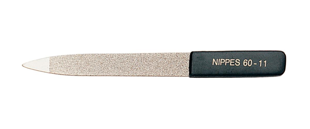 Nippes Пилочка с сапфировым напылением, 11 см. 60-11