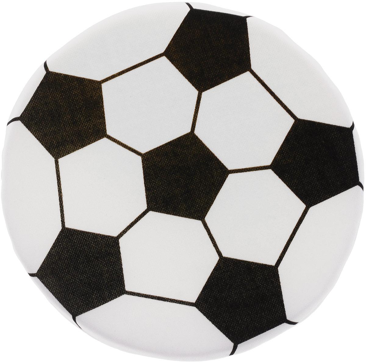 YG Sport Летающий диск Футбольный мячZIL1810-020Летающий диск YG Sport Футбольный мяч выполнен из текстиля с поролоновым наполнителем. Стилизация под футбольный мяч делает его идеальным для спортивных развлечений! Запускать можно как в зале, так и на свежем воздухе.