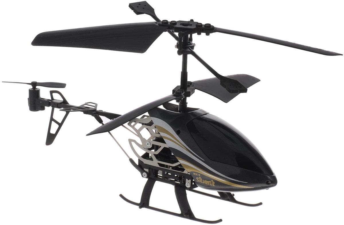 Silverlit Вертолет на инфракрасном управлении Sky Dragon цвет черный