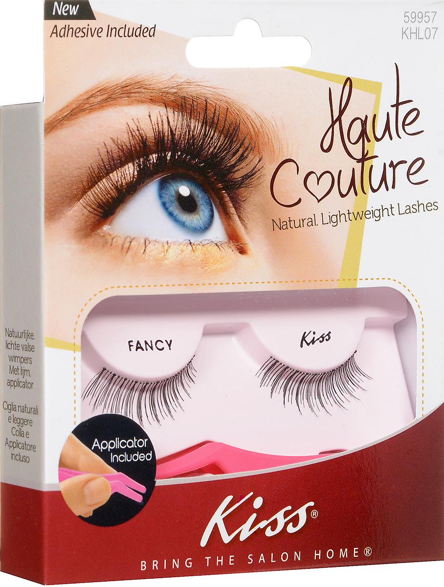 Kiss Haute Couture Накладные ресницы Single Lashes Fancy KHL07GT
