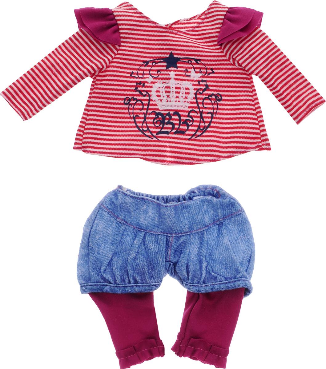Junfa Toys Кофточка и штаны для кукол Doll Dress