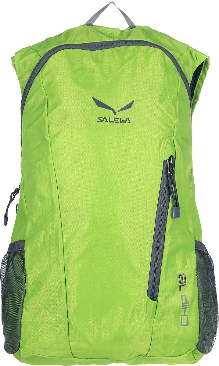 Рюкзак городской Salewa 2015 Daypacks CHIP 18, цвет: светло-зеленый, 18л1131_5330Компактный городской рюкзак для повседневного использования и активного досуга. Складывается и упаковывается в сумочку.