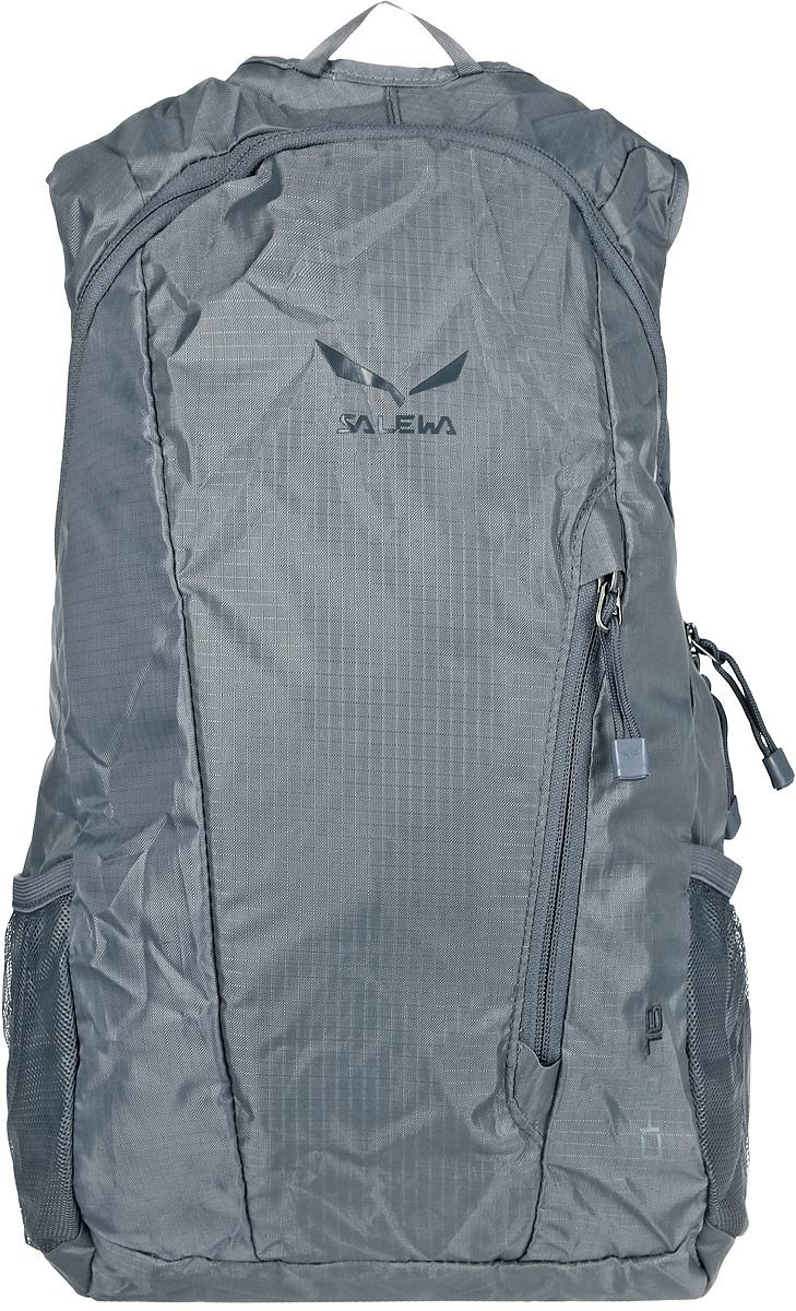 Рюкзак городской Salewa Daypacks CHIP 18, цвет: светло-серый, 18л1131_60Компактный городской рюкзак для повседневного использования и активного досуга. Складывается и упаковывается в сумочку.