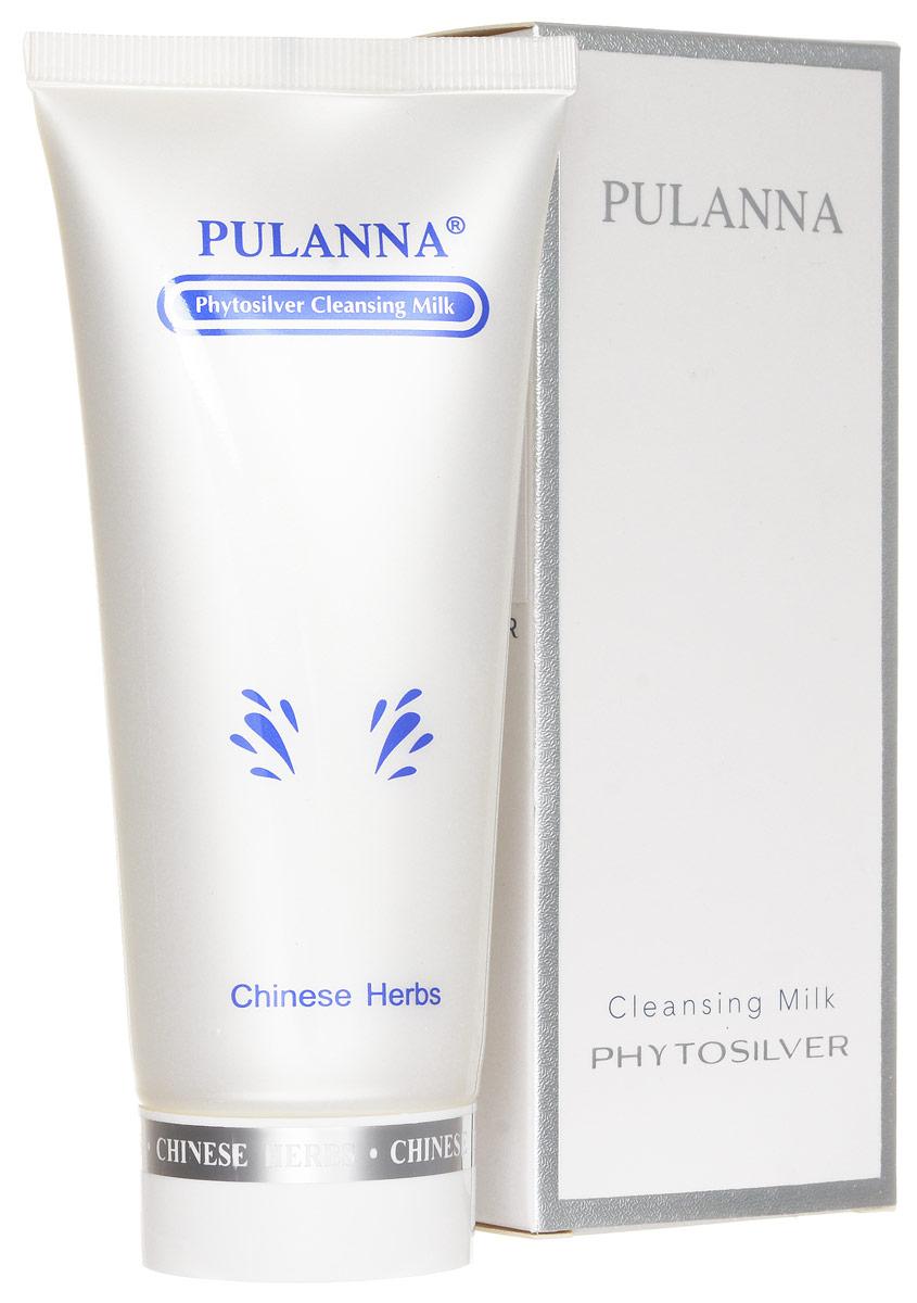 Pulanna Очищающее молочко на основе био-серебра - Phytosilver Cleansing Milk 90 г5902596005269Молочко прекрасно удаляет макияж, поверхностные загрязнения, излишки кожного сала, отмершие роговые чешуйки, не нарушая РН и гидро-липидную мантию кожи. Молочко стимулирует регенерацию клеток, увлажняет, оказывает противовоспалительное, успокаивающее, антибактериальное действие. Кожа очищена и подготовлена к дальнейшему уходу. Рекомендован для нормального, комбинированного и жирного типов кожи с 18 лет. Серия косметических средств PULANNA на основе био-серебра награждена Почетной Золотой медалью РАЕН им. И. И. Мечникова За практический вклад в укрепление здоровья нации.
