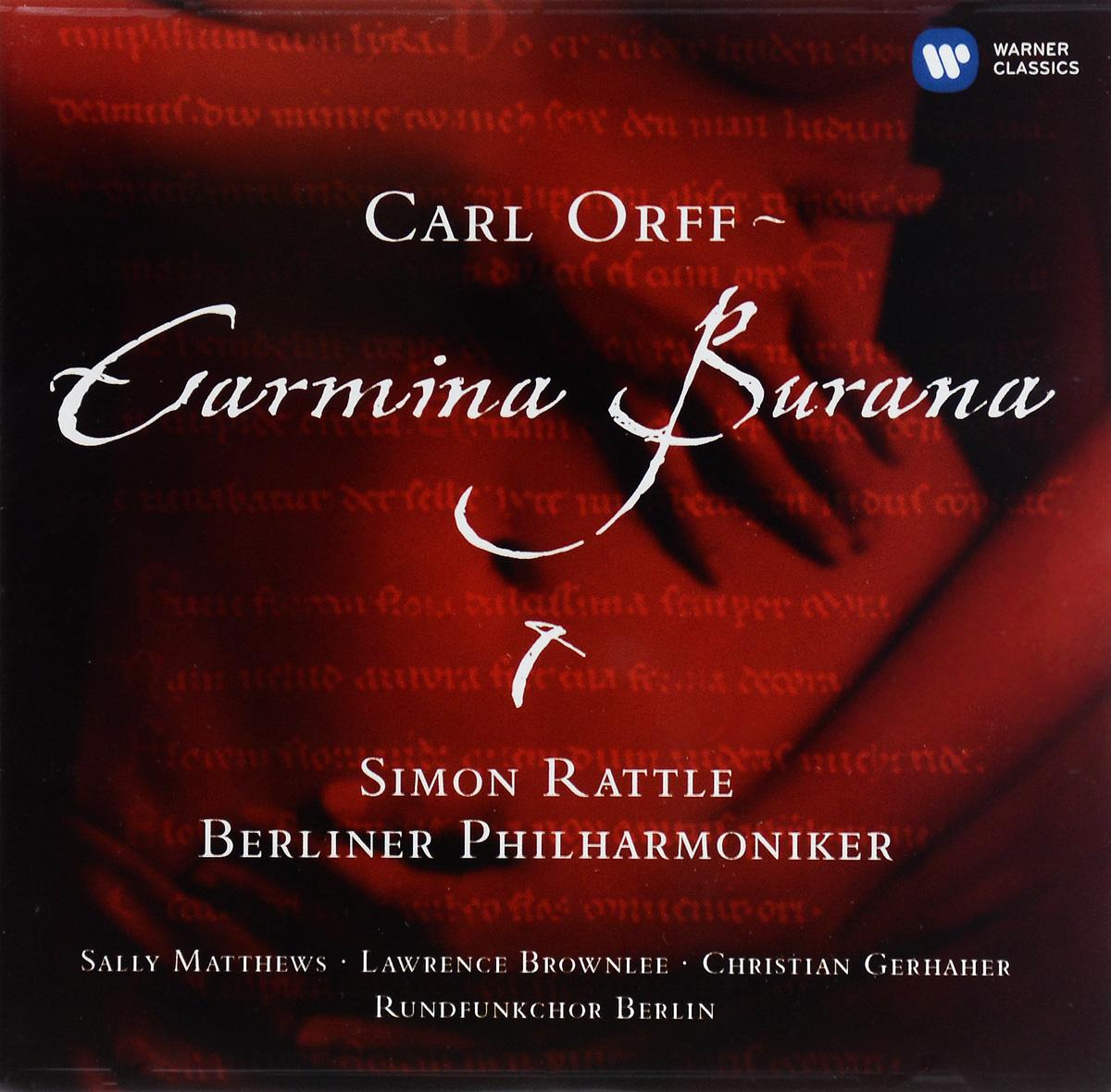 Carl Orff. Carmina Burana